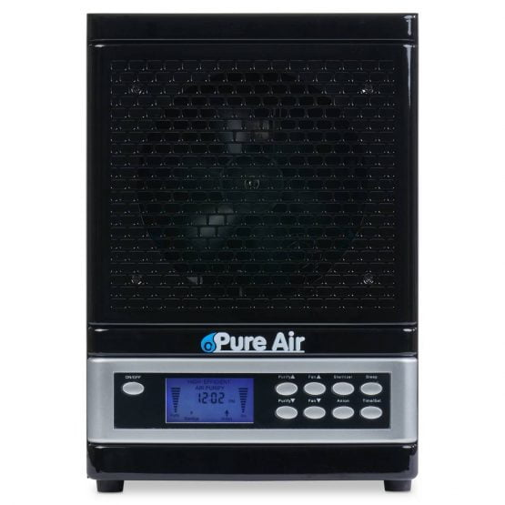 O3 Pure Air Purifier | Front Options