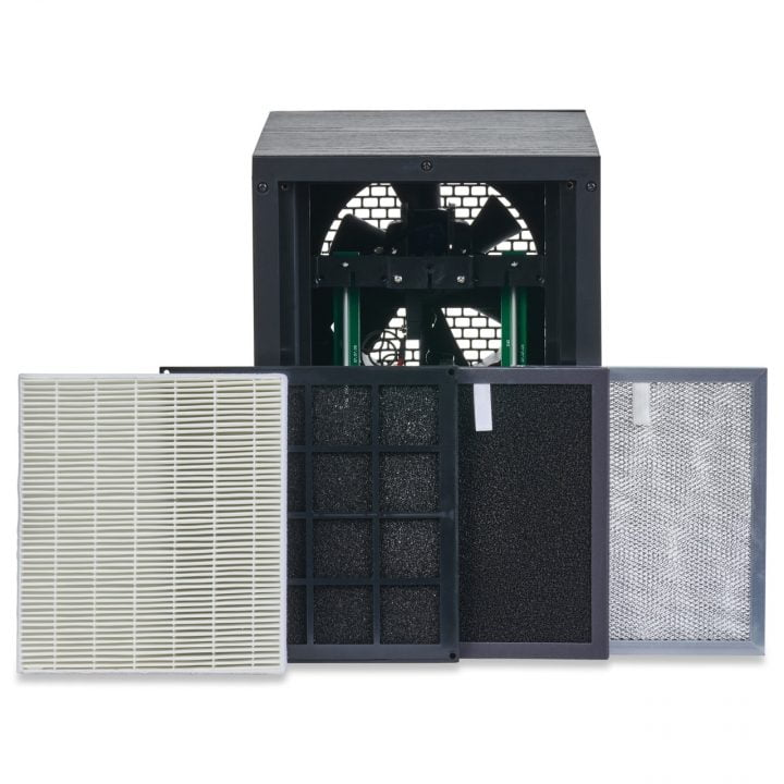 O3 Pure Air Purifier   Filters