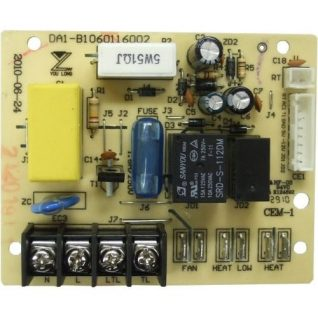 EdenPURE Heater Rear Control Board | A4495