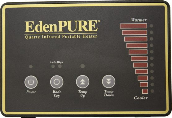 Edenpure Panel Circuit Board Cover & Silkscreen | A5044-rp