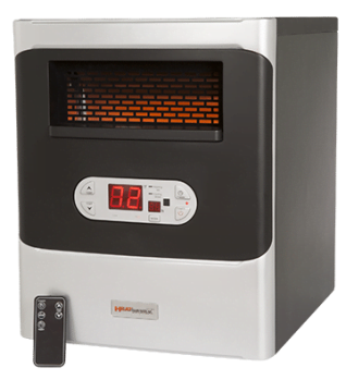 HeatWorX Portable Infrared Heater