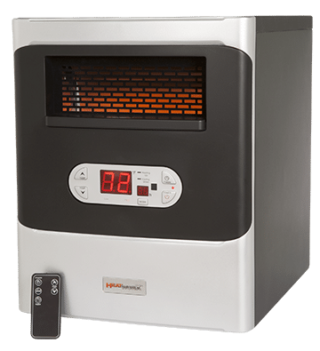 HeatWorX Portable Infrared Space Heater