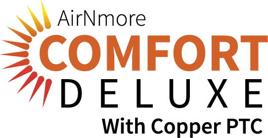 AirNmore Comfort Deluxe with Copper PTC