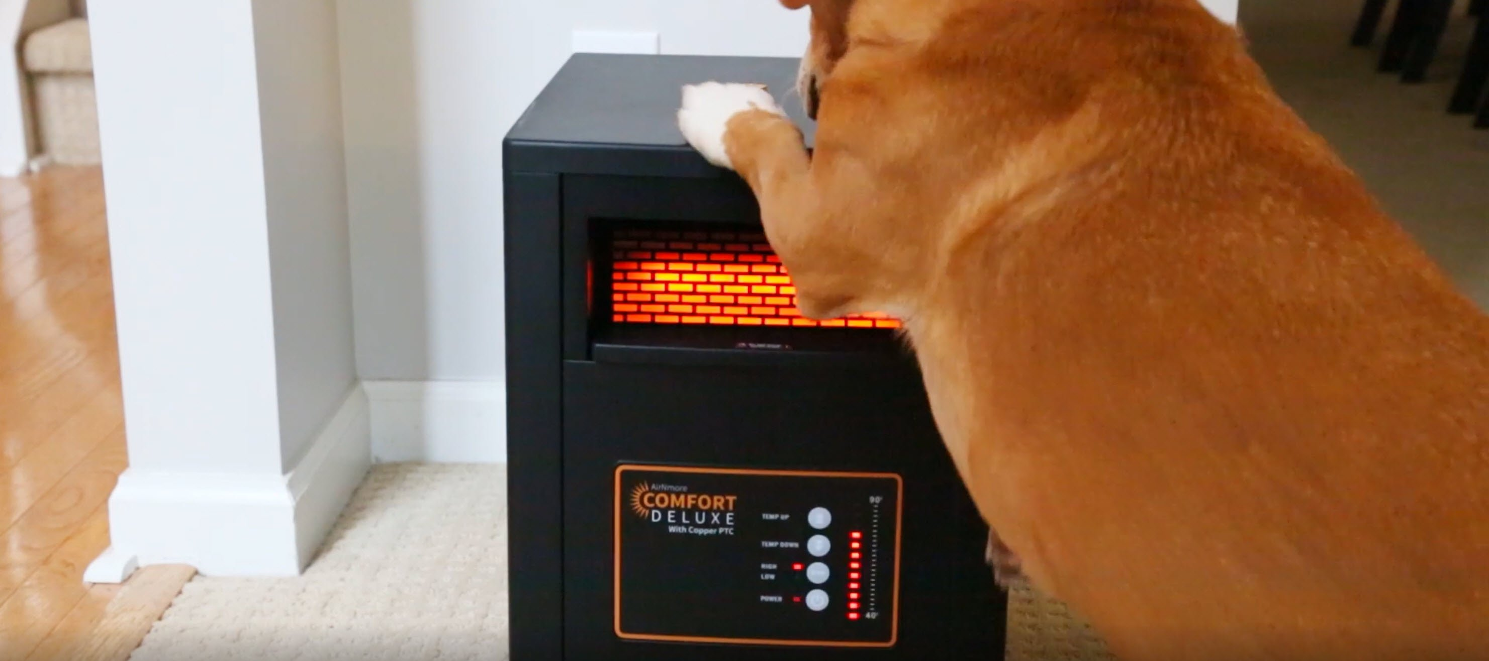 are infrared heaters safe?
