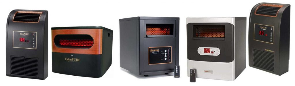 Open Box and Refurbished Infrared Heaters