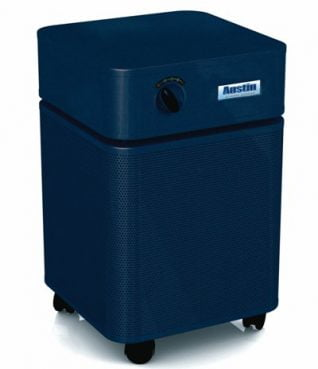 austin air allergy machine filter | blue