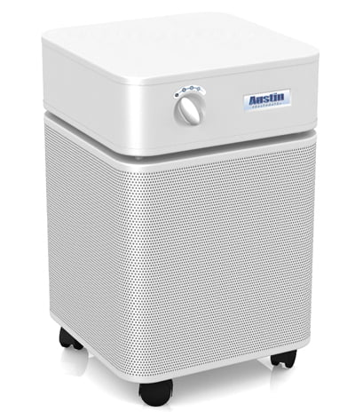 austin air healthmate plus | white