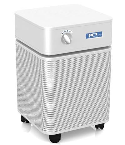 austin air pet machine | white