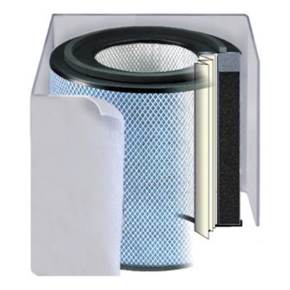 Pet Machine Filter - White