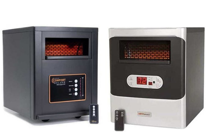 Warehouse Specials on Infrared Heaters